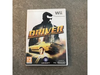 Wii Driver: San Francisco