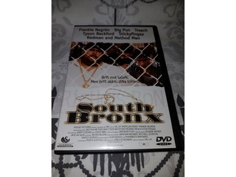 South Bronx *OOP Utgången Film* Method man, Frankie Negron