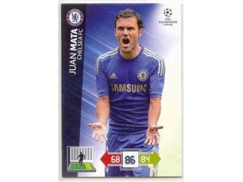 MATA - CHELSEA   -CHAMPIONS LEAGUE 2012-2013