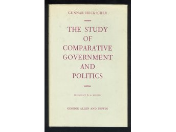 The study of comparative government and politics.