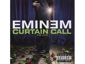 Eminem: Curtain call - The hits 1997-2004 (CD) Ord Pris 149 kr SALE