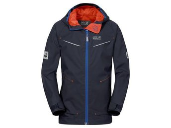 Jack Wolfskin Highland Jacket (Night Blue) 128