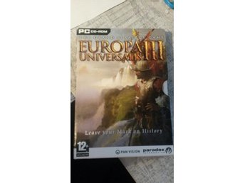 Europa Universalis 3, Pc CD-rom