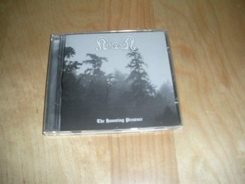 KROHM-The Haunting Presence [CD] 2007 Black Metal