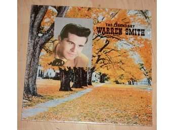 WARREN SMITH Legendary Lake County US Rocker M- Lp