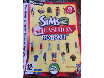 The SIMS 2 : H&M Fashion PRYLPAKET