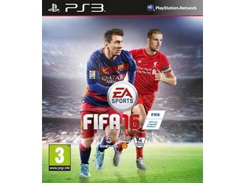FIFA 16 Essentials (PS3) Ord Pris 299 kr SALE