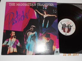 THE MANHATTAN TRANSFER - Pastiche, LP Atlantic USA 1978