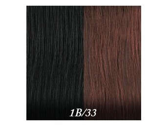Tejpextensions - 1B-33.Black/Light Mahogany Chestnut