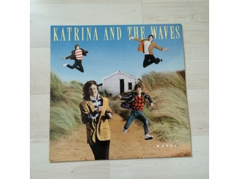 KATRINA AND THE WAVES - WAVES. (NM LP)