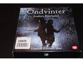 CD-bok: Ondvinter - Anders Björkelid