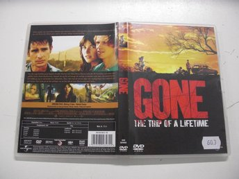 Gone - The Trip of a lifetime