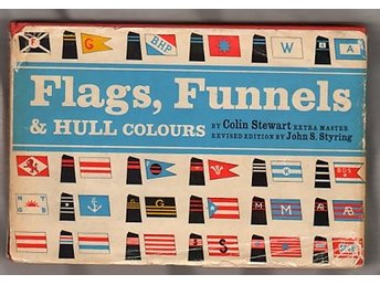 Bok. Flags, Funnels & Hull colours.