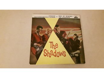 The Shadows - Apache (Endast Omslag)