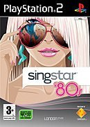 SingStar 80s  - Playstation 2