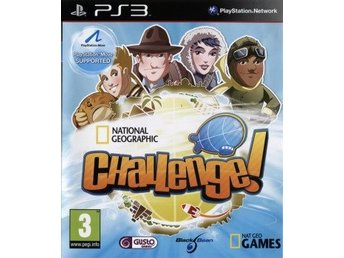PS3 - National Geographic Challenge! (Beg)