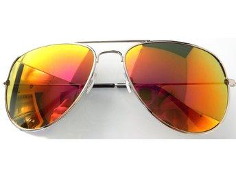 Solglasögon Suntique Pilot guld Mi.. (305912860) ᐈ damklockor-se på Tradera acc69e4a4447d