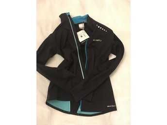 NY! Craft jacka Race Jacket Woman S - lapparna kvar nypris 1699:-