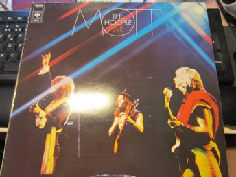 mott the hoople-live