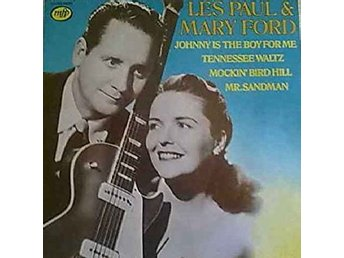 Les Paul & Mary Pickford