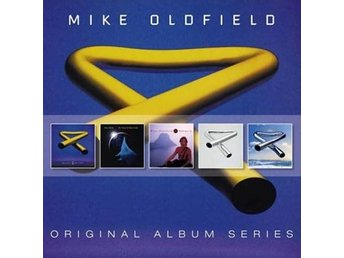 Oldfield Mike: Original album series 1992-2003 (5 CD)