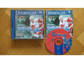 SEGA Dreamcast: NHL Hockey 2K