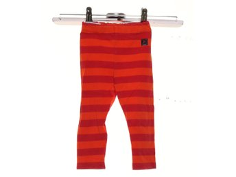 Polarn O. Pyret, Leggings, Strl: 86, Orange/Röd