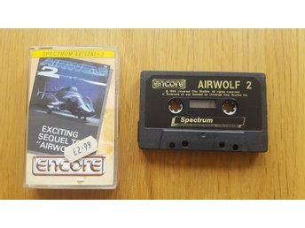 """Airwolf 2"" till Spectrum 48k (Encore)"