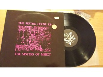 SISTERS OF MERCY The Reptile House E.P. UK 1983 GOTH