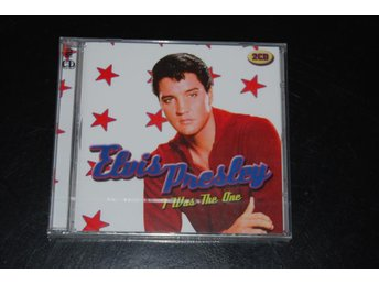 ELVIS PRESLEY 2 CD (I WAS THE ONE) INPLASTAD
