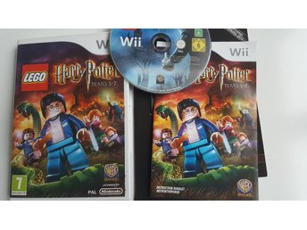 Lego Harry Potter: Years 5-7 -  Wii / WiiU
