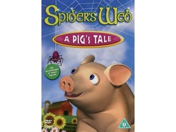 Spiders Web - A Pigs Tale - Slimcase DVD