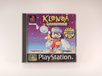 Playstation / 1 Ps1   --  Klonoa  --   PAL