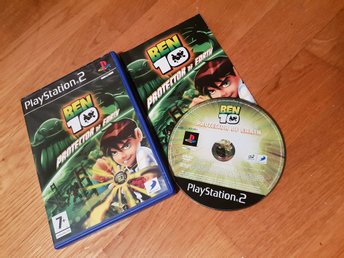 BEN 10 PROTECTOR OF EARTH PS2 BEG