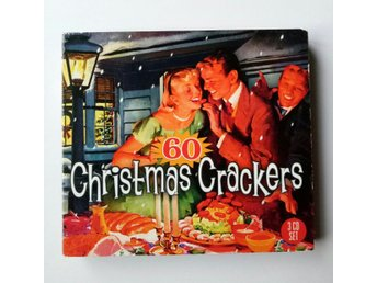 60 Christmas Crackers - 2010 - 3xCD Compilation - Bra begagnat skick!!