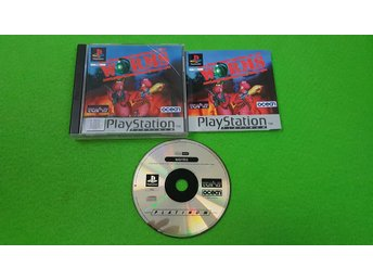 Worms Playstation 1 PSone ps1