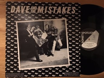 Dave & The Mistakes - Dave And The Mistakes