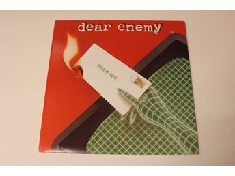 Ransom Note - Dear enemy