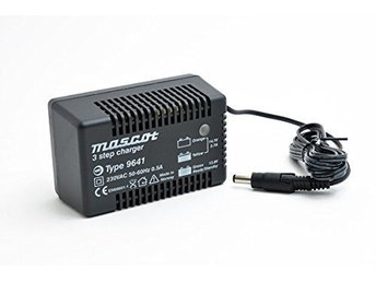Mascot - Battery charger 9641 3 stage 12V 2.7Ah