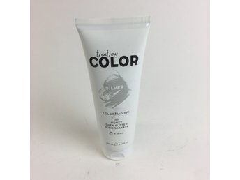 Session Map, Silverbalsam, Strl: 250 ml, Color Masque