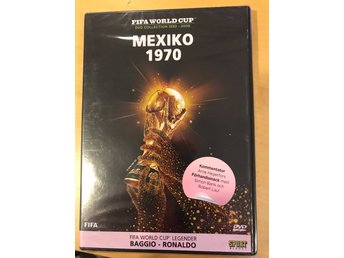 DVD  - FIFA WORLD CUP: MEXIKO 1970 / ny o inplastad