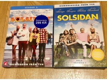 Dvd House 3 Sasonger 18 Dvd Solsidan Sasong 1 2 356614263