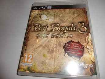 Port Royal 3 Gold edition
