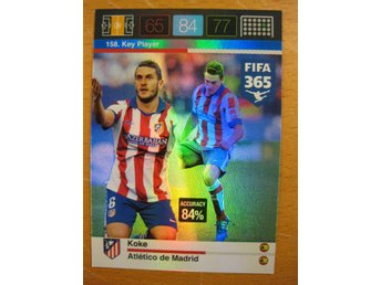 KEY PLAYER - KOKE - ATLETICO MADRID - ADRENALYN - FIFA 365
