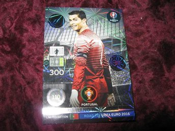 CRISTIANO RONALDO-PORTUGAL-LIMITED EDITION-ROAD TO UEFA EURO 2016