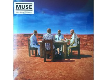 MUSE - BLACK HOLES AND REVELATIONS NY LP