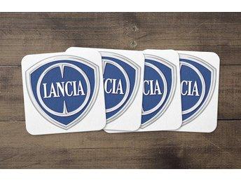 Lancia Coasters 4 Pack Underlägg Underlag - Kuala Lumpur - Lancia Coasters 4 Pack Underlägg Underlag - Kuala Lumpur