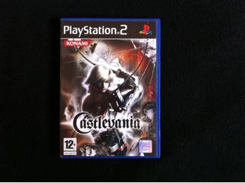 Castlevania: Lament of Innocence, PS2, PAL