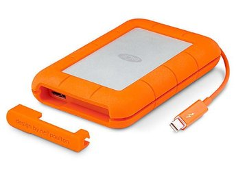 LACIE Rugged Thunderbolt & USB 3.0 1TB 2.5""