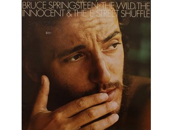 LP Bruce Springsteen The wild, the innocent and the e-street shuffle